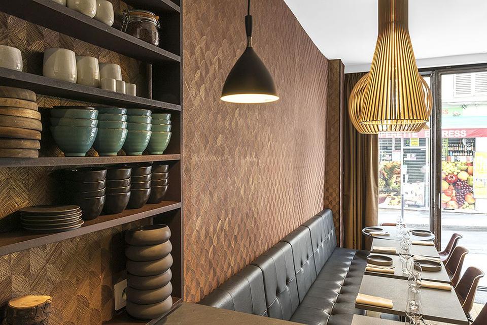 Maloka Restaurant Paris